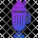 Latte Coffee Glass Latte Coffee Cup Latte Coffee Icon