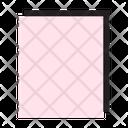 Letter Business Design Icon