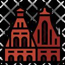 Latvia Oldcityriga Riga Icon