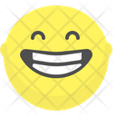 Laugh Smile Happy Icon