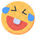 Laugh Laughing Feelings Icon