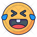 Laugh Laughter Laughing Icon