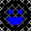 Emoji Collection Emoji Laugh Icon