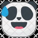 Laugh Drop Panda Icon