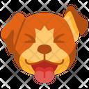 Laugh Emoji Emoticon Icon