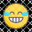 Laugh Fun Happy Icon