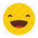 Expression Laugh Mood Icon