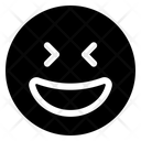 Laugh Emoji Icon