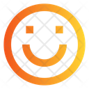 Laugh Face Emoji Face Icon