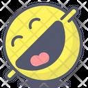 Laugh roll Icon