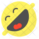 Laugh Roll Loud Laugh Laugh Icon