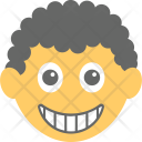 Laughing Boy Emoji Icon