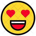 Smile Romantic Love Icon
