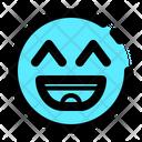 Emoji Emotion Happy Icon