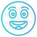 Laughing Laugh Happy Icon