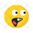 Laughing Cheerful Smiling Icon