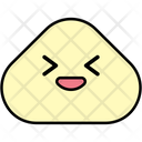 Laughing Emoji Emoticon Icon