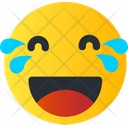 Laughing Smiley Avatar Icon