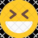 Laughing Emoji Smiley Icon