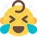 Laughing Baby Icon