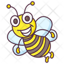 Laughing Bee Icon