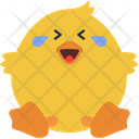Laughing Chicken Icon