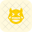 Laughing Devil Icon