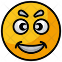 Smiley Emoticon Happy Emoji Icon