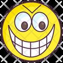 Laughing Emoji Laughing Expression Emotag Icon