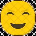 Laughing Emoji Smiling Emoticon Icon