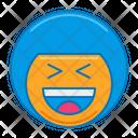 Laughing Emojilaughing Fun Happy Icon