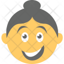 Laughing Expression Icon