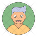 Laughing Man Icon