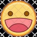 Face Emoticon Emoji Icon
