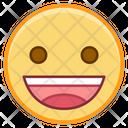 Laugh Happy Emoji Icon