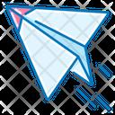 Launch Paper Plane Plane Icon