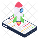App Launch Software Launch Launch Icon