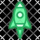 Startup Rocket Rocket Launch Icon