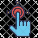 Launch button Icon