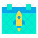 Launch Date Icon