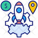 Launch Project Icon