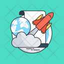 Launch Project Startup Icon