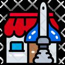 Launch Shop Icon