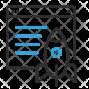 Website Window Launch Icon
