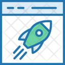 Launch Website Icon
