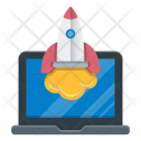 Launch website Icon