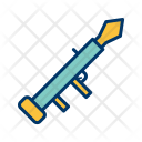Launcher Military Missile Icon