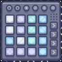 Live Controller Midi Icon