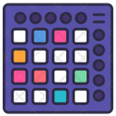 Launchpad Controller Dj Icon