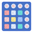 Launchpad Mixer Equalizer Icon